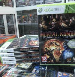 Mortal Kombat Komplete Edition для Xbox 360