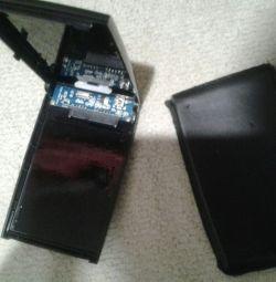 External hard drive box