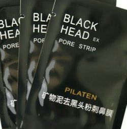 Черная маска Pilaten Black Mask 6г