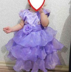 Bayramlık elbise yeni