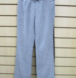 Pantaloni fleece fleece