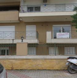 Первый этаж квартиры S6-buildingA (1 комната, 1 б