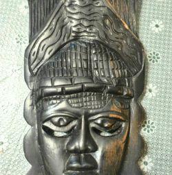 Ebony Mask Africa
