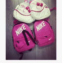 Рюкзак детский новый для девочки
