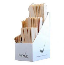 Italwax spatula için plastik stand