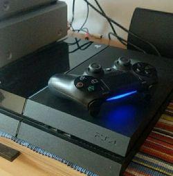 Sony Playstation 4 PS4 512Gb 5.05 прошита