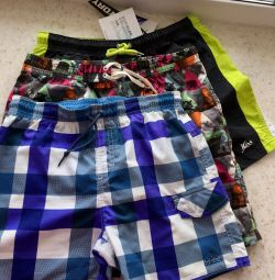 Swimwear shorts for boy