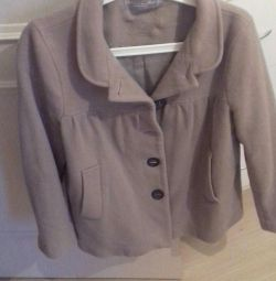 Zara coat for pregnant women