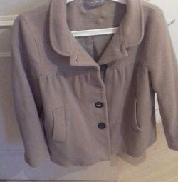 Zara παλτό για έγκυες γυναίκες