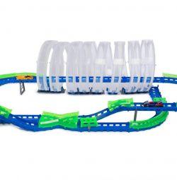 Jocul Auldey Toy Industry este o nebunie a jocului în formă de spirală