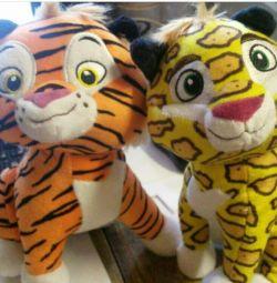 Лео і Тіг