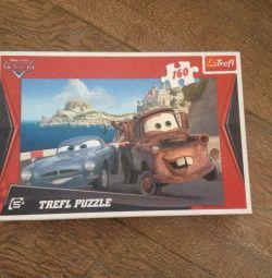 Fulgerul McQueen Puzzle