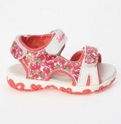 Sandals indigo