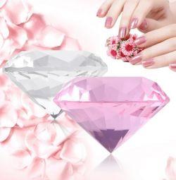 Modelarea diamantelor.