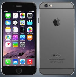 New iPhone 6s (32gb), space gray