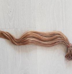 Saç uzantıları 180 iplikçik 45cm