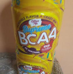 BCAA 250g. 40 de porții