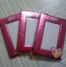 New soft Photo Frames WINX (liquidation)