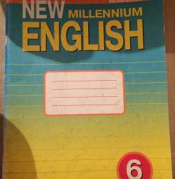 İngilizce çalışma kitabı 6. Sınıf