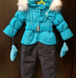 Winter jumpsuit Shaluny, r. 86