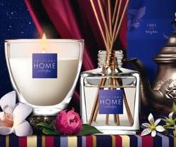 Oriflame Home Interior Flavor and Candle