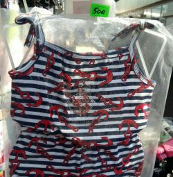 Summer new sandpiper for a girl. Not expensive!