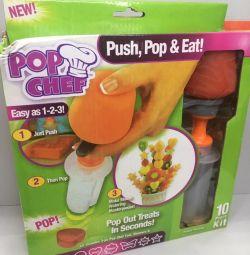 Set for kart Pop Chef