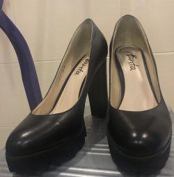 Туфли кожаные Pianta р-р 38