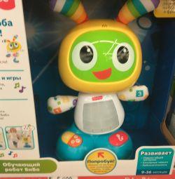 Robot Bibo Fisher Price