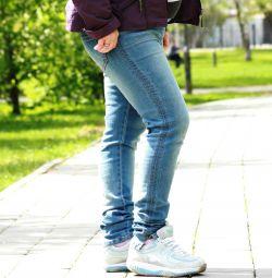 Jeans pentru ber p48