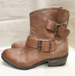 Μπότες μπότες MERY Φθινόπωρο 36,5