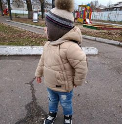 Jacket demi-εποχή, ζάρα ζεστό