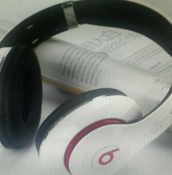 Headphones Bluetooth Beats Studio model SH-13 white