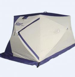 Палатка зимняя Polar Bird 4Т Long Удлиненная