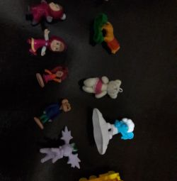Figures from the kinder