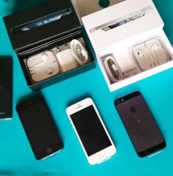 Iphone 5 16gb black white