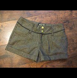 Warm shorts