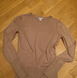 Бежевый свитерок НМ.