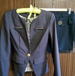 Jacket + 2 skirts