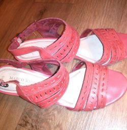 Sandaletler Marco Tozzi