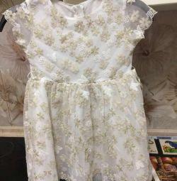Святкове гарна сукня