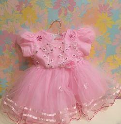 Φόρεμα για 1 έτος