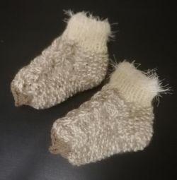 Κάλτσες αυτοδεσμευτικές