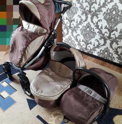 Bebek Arabası 3ü1