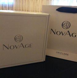 Novage Ecollagen комплексный уход против морщин
