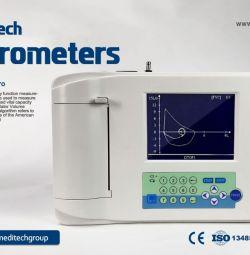 Meditech Spirometer (Medical Devices)