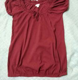 Tricou de bluze Un aspect nou