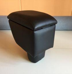 Armrest Kia Rio (2017) faux leather