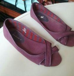 Summer shoes / ballet shoes H & M