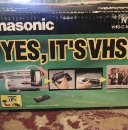 Panasonic βιντεοκάμερα